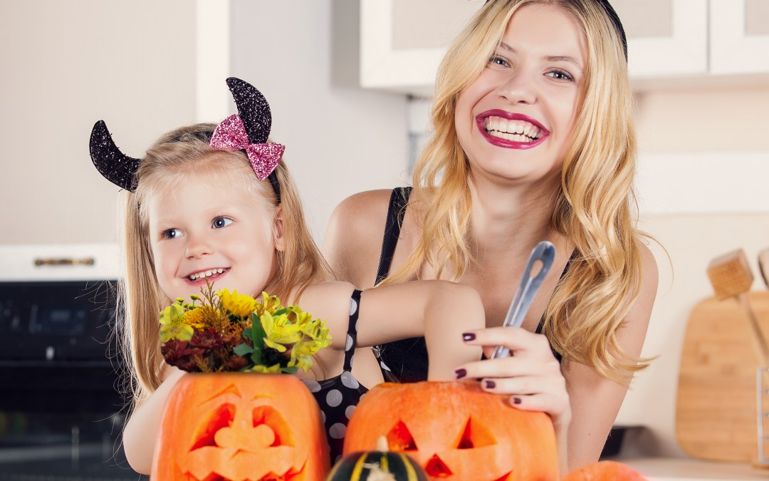 Fresh Flowers & Halloween the perfect pair for your spooky parties