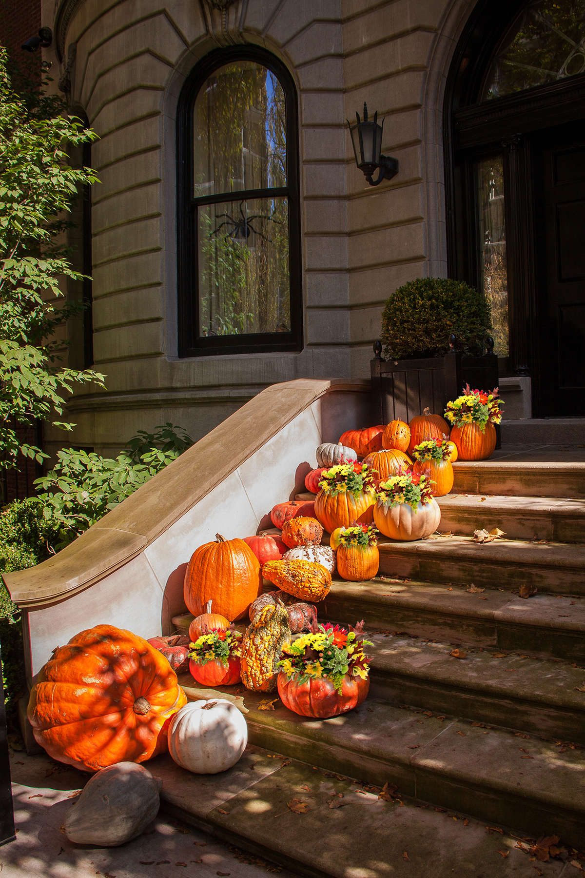 Halloween decorations to prevent disasters