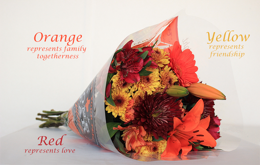 Meaning behind fall flowers and their colors