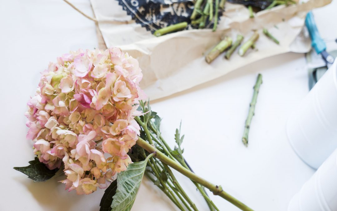 3 Reasons to Spring Clean with Fresh Flowers