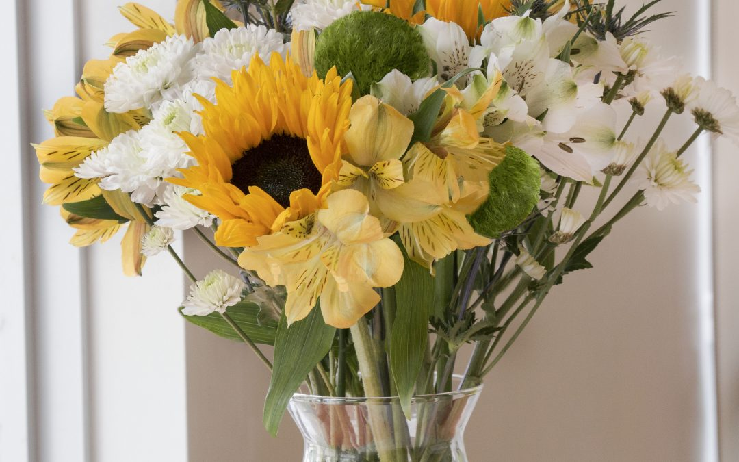 Celebrate Summer with the June Lone Star Living Sunflowers
