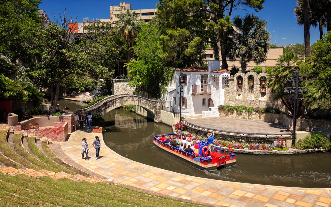 5 Things You Can't Miss in Lively San Antonio, Texas
