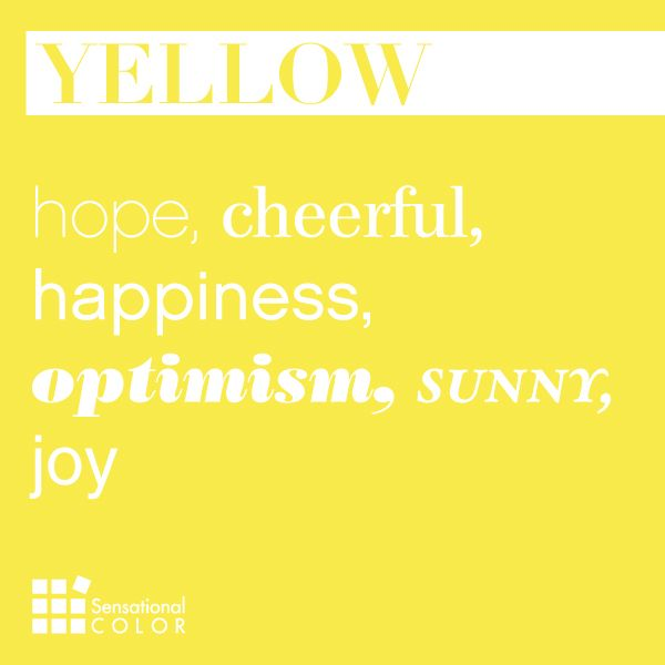 Discover How The Color Yellow Brings Good Luck